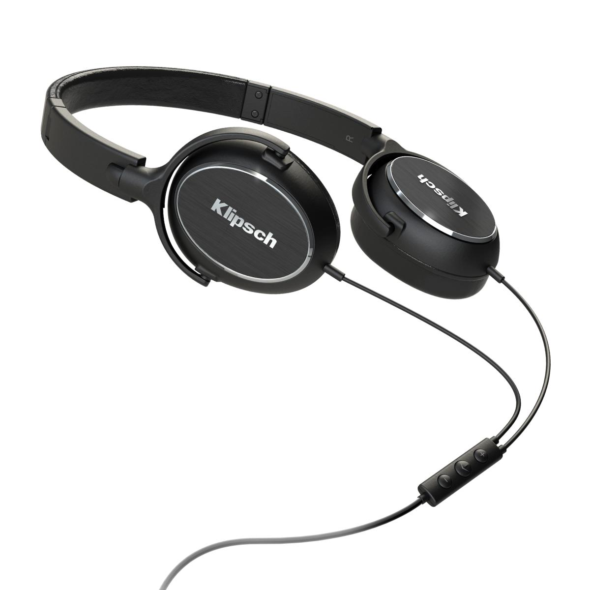 Powieksz do pelnego rozmiaru Klipsz, Klipsh, Klipch, Klipsch Image One II Black, Image-One II Black,